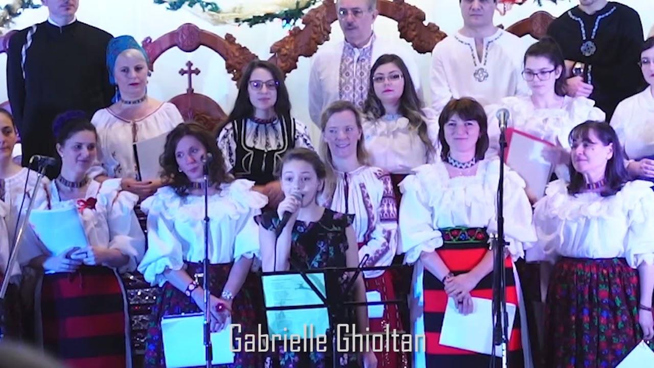 Gabrielle Ghioltan - Glory, Glory Alleluia (dec 2017)