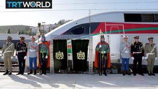Morocco unveils Africa
