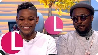 will.i.am Goes Above and Beyond for His Contestant Donel Mangena  Lorraine