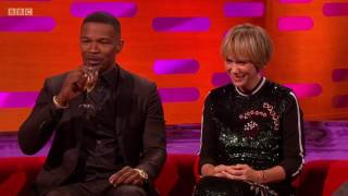 The Graham Norton Show S21E12 Judi Dench Steve Carell Kristen Wiig Jamie Foxx 720p