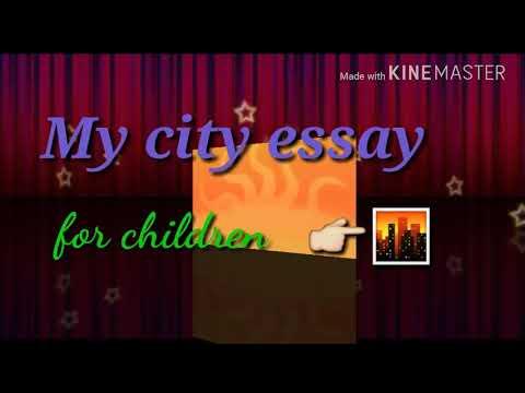 Thesis Statement In Essay My City Essay Satanaclass  Essays On Science also Essay Writing Scholarships For High School Students My City Essay Satanaclass   Youtube Essay Mahatma Gandhi English