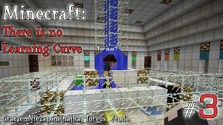 """Minecraft Escape: There is No Learning Curve z Torgusem i Frodo! [3/5] - """"Doprowadzanie wody"""""""