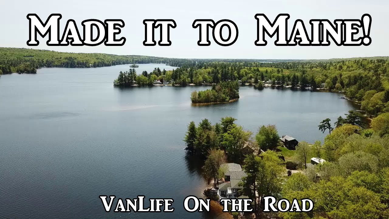made-it-to-maine-vanlife-on-the-road