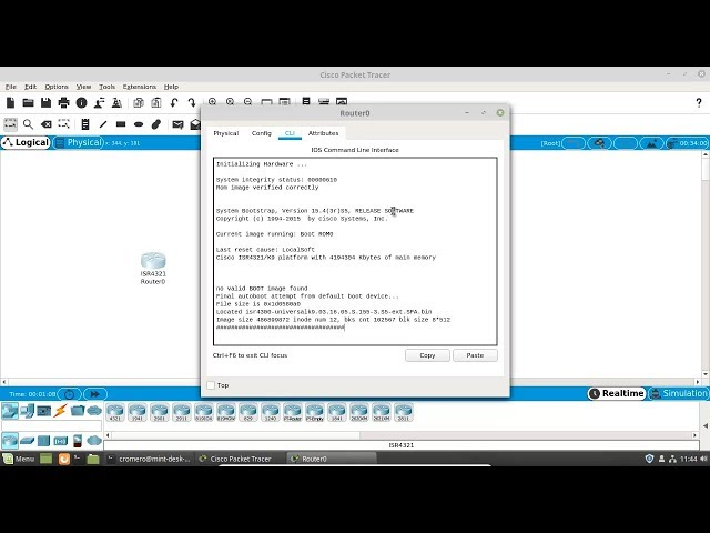 Install Packet Tracer 7.2 on Linux Mint 19 Tara
