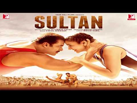 SULTAN ( TITLE SONG | SUKHVINDER SINGH ) - FULL SONG WITH LYRICS | SALMAN KHAN | YRF