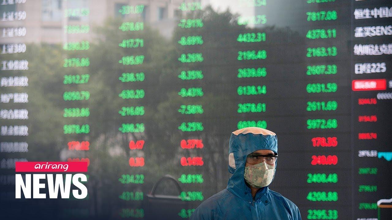 U.S. Stocks Plunge as Coronavirus Crisis Spreads