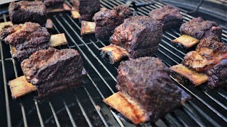 Pulled Beef Short Ribs Recipe | WSM BBQ-oozie