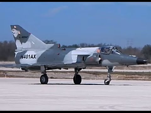 Israel Aircraft Industries F-21 Kfir Fighter Point Mugu Naval Base Airshow 2015