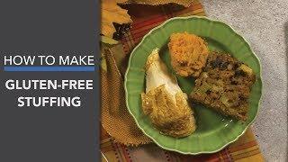 Homemade Gluten-Free Stuffing Recipe