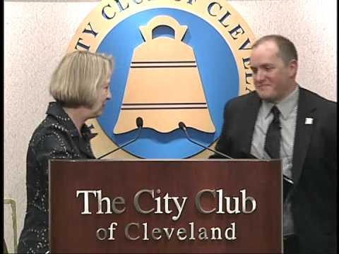 "Eric Gordon ""State of Cleveland Schools"" 09.27.12"