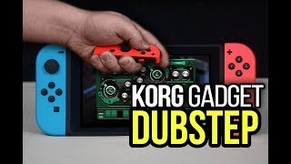 Dubstep in Korg Gadget Nintendo Switch