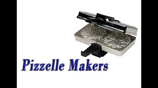 3 Best Pizzelle Makers You Can Buy 2018 | Pizzelle Makers Reviews
