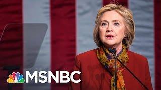 Hillary Clinton Holds 18-Point Lead Over Bernie Sanders | Morning Joe | MSNBC