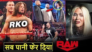 'Mat Dekho RAW😡' Did Seth & AOP JOIN? Randy Super-RKO, Lana/Lashley Arrested - WWE Raw Highlights
