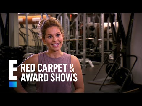 Why Candace Cameron Bure Finds Working Out Important | E! Live from the Red Carpet
