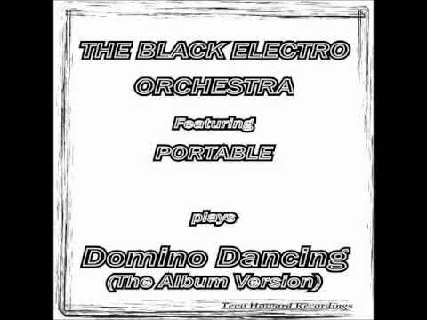 The Black Electro Orchestra - Domino Dancing Feat. Portable