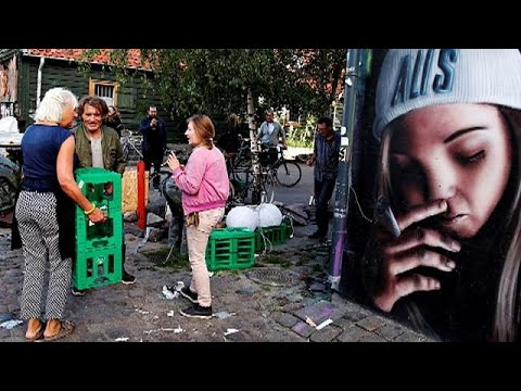 Residents of Copenhagen