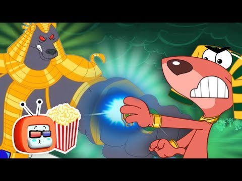 RatATat Doggy Don in Egypt Final Part l Popcorn Toonz l Children's Animation and Cartoon Movies
