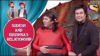 Sudesh As Krushna's Girlfriend - Jodi Kamaal Ki