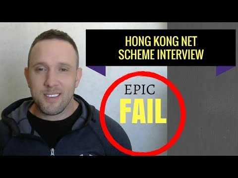 Epic Fail: Hong Kong Education Bureau NET Scheme ESL English Teacher Interview