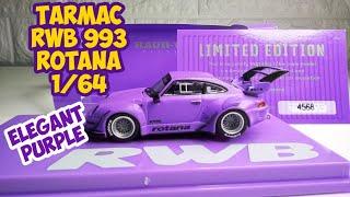 Elegant Purple, Tarmac RWB 993 Rotana 1/64