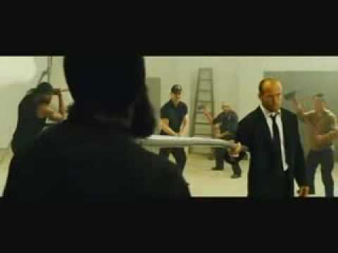 Transporter 2 Fight Scene Jason Statham