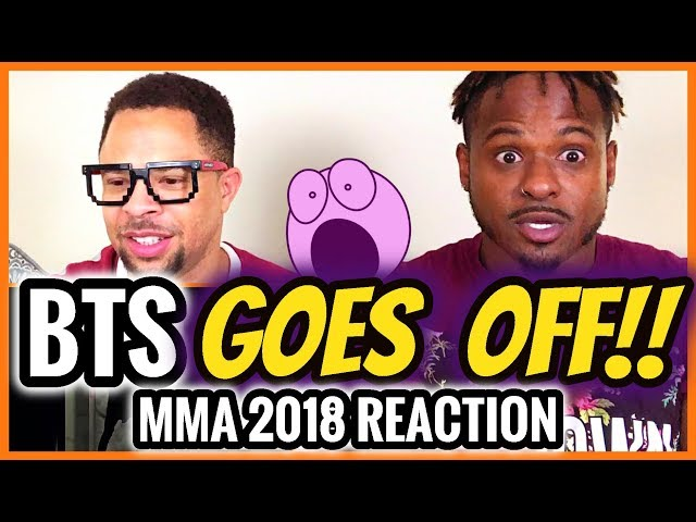 BTS GOES OFF!! | BTS Melon Music Awards 2018 | WHO ARE YOU 멜론뮤직어워드 REACTION!!