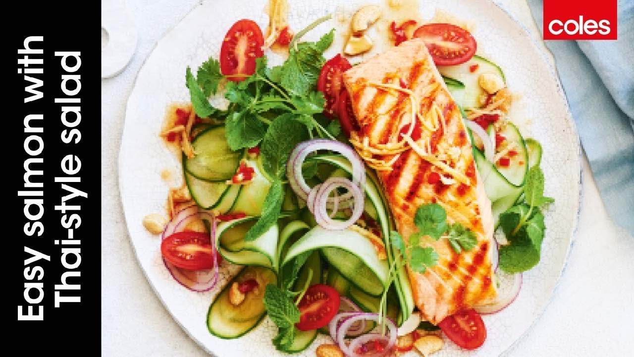 how to make salmon salad without mayo