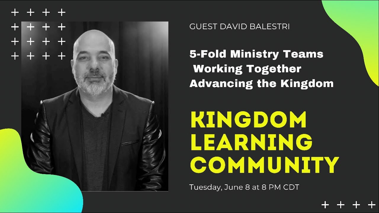 Apostolic and Prophetic Synergy | Interview with David Balestri