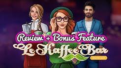 Le Kaffee Bar Online Slot Review + Bonus Feature 🎰