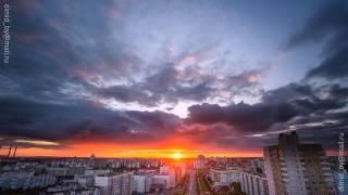 Минчанин снял timelapse-ролик о столице!