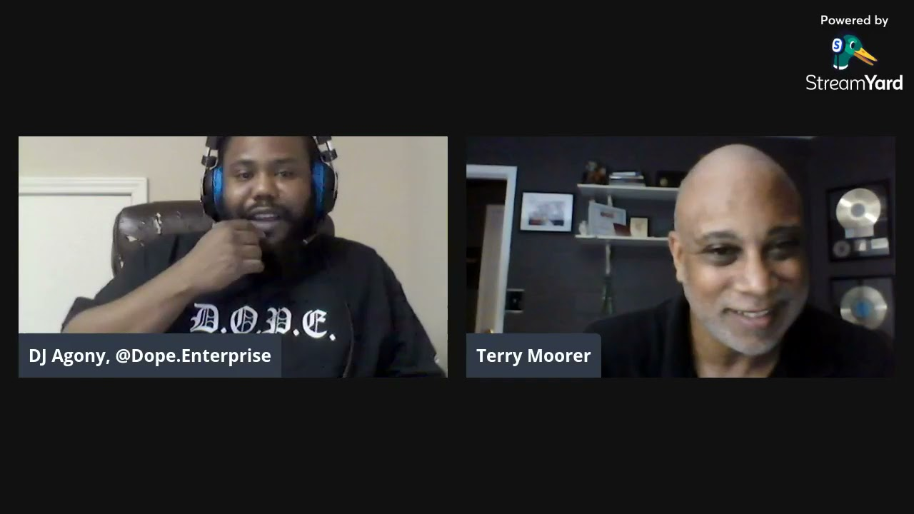 Download DOPE Show 9 17 2021 DJ Agony X Terry Moorer