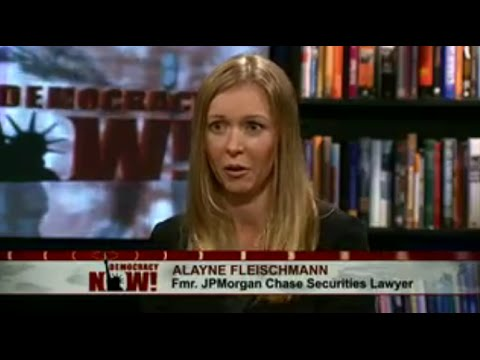 Alayne Fleischmann Democracy Now