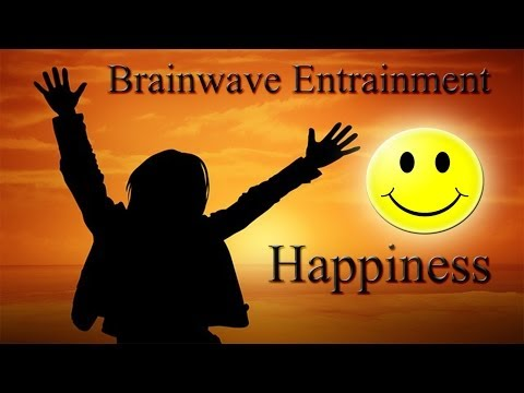 HAPPINESS - Powerful Endorphin Release - Become Happier Subliminal Meditation Iso Binaural Beats