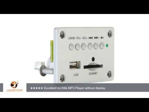 MP3 USB SD Player Module with Remote Control | Review/Test