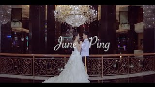 Wedding Reception June+Ping | Swissôtel Le Concorde, Bangkok สวิสโซเทล เลอ คองคอร์ด