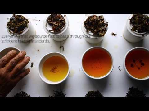 Our Story- The Tea Leaf Theory