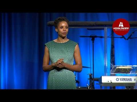 Azusa Pacific Morning Chapel: Diversity: Christena Cleveland: April 4th, 2016