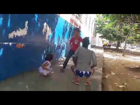 Video q o Neto Santana gravou pra agente! Com o novo sucesso! NO CHÃO de DINHO&WARLINHO😎🎵