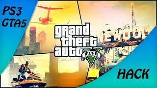[PS3] [GTA5] Hack Money et Rang [FR]