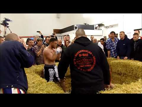 BKB BARE KNUCKLE SHOW BBAD PROMOTIONS BBAD8 WALES