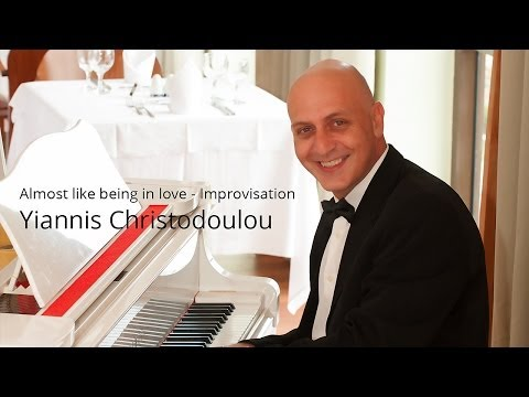 """Yiannis Christodoulou - """"Almost like being in love"""" - improvisation"""