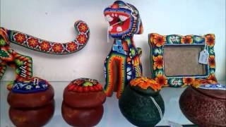 Artesanía Huichol Spot Promocional del Estado de Nayarit