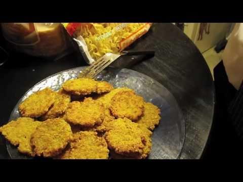 Best Ever Vegan Fried Chicken! 3/30/11