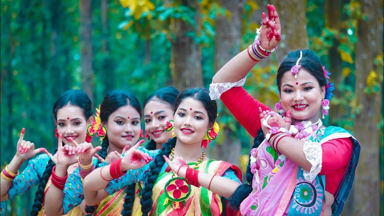 প্রাণ সখিরে ওই শোন ... ❤️😍.  Nadia Dora . ft,Mun . Joyjit Dance . IPDC .