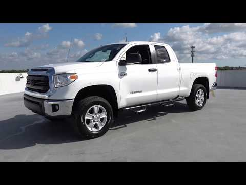 Tundra Double Cab >> Pre Owned 2017 Toyota Tundra Sr5 4d Double Cab In Homestead 827202a