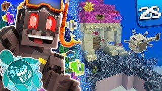 Minecraft The Deep End SMP Episode 28: Guardian Angel