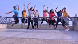 Badri Ki Dulhaniya Dance Routine |Bollywood Dance | 'Badrinath Ki Dulhaniya' |Title song
