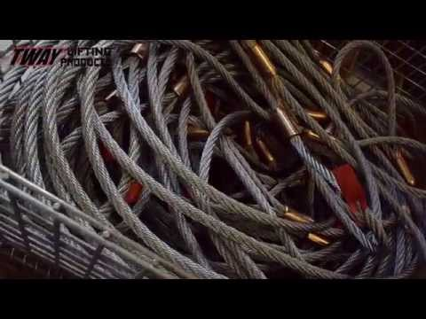 How it's Made: Wire Rope Slings