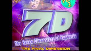 Tamerax - The 7th Dimension 8 - Part 2 - Hard Trance